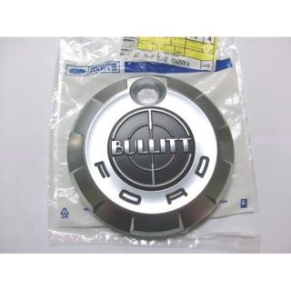 05 06 07 08 09 Mustang Genuine Ford Parts Bullitt Faux Gas Cap Emblem New