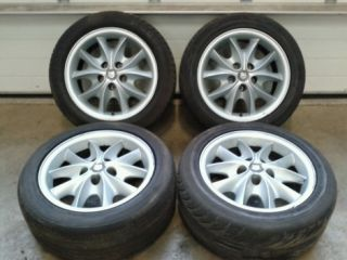1998 Jaguar XJ8 17 inch `Celtic` Alloy Wheels