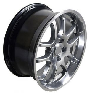 "18"" Rim Fits Infiniti G35 Hyper Black Spoke Wheel 18 x 9"