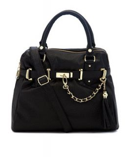 Steve Madden Black Neptune Bag