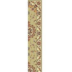 Lyndhurst Collection Sage/ Ivory Runner (2' 3 x 22') Safavieh Runner Rugs