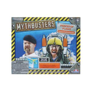 MythBusters Forces of Flight Scientific Explorer Science Kits