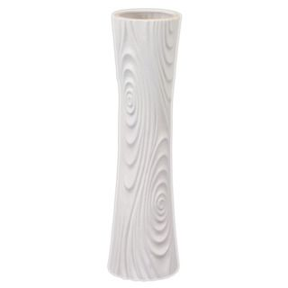 Decorative Ceramic White Vase Urban Trends Collection Vases