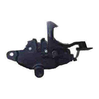 OE Replacement Toyota Tacoma Hood Latch (Partslink Number TO1234114) Automotive