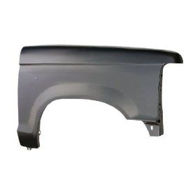 OE Replacement Ford Bronco/Ranger Front Passenger Side Fender Assembly (Partslink Number FO1241129) Automotive