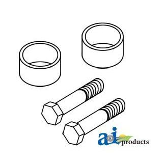 A & I Products Bushing, Balancer Shaft Replacement for John Deere Part Number