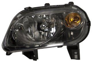 OE Replacement Chevrolet HHR Driver Side Headlight Assembly Composite (Partslink Number GM2502321) Automotive