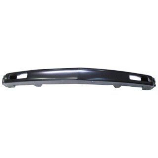 OE Replacement Chevrolet S10 Front Bumper Face Bar (Partslink Number GM1006180) Automotive