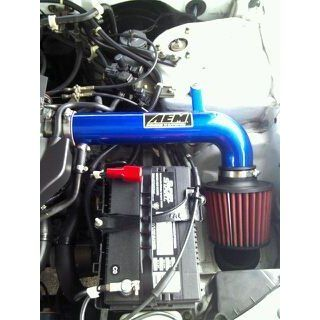 AEM 22 416B Blue Short Ram Intake System Automotive