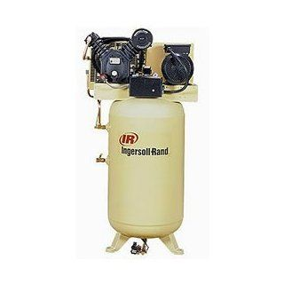 Ingersoll Rand 7.5 HP 80 Gallon Two Stage Air Compressor (230V 3 Phase) Fully Packaged   2475N7.5 230.3 FP