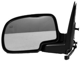 OE Replacement Chevrolet Silverado/GMC Sierra Driver Side Mirror Outside Rear View (Partslink Number GM1320226) Automotive