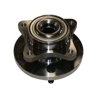 GMB 744 0010 Wheel Bearing Hub Assembly Automotive