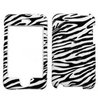 Hard Plastic Snap on Cover Fits Apple iPod Touch 2(2nd Generation) 3(3rd Generation) Zebra Skin (does NOT fit iPod Touch 1st,4th or 5th generations) Cell Phones & Accessories