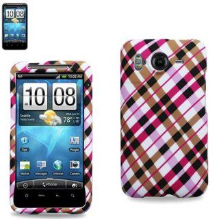 Premium Durable Designed Hard Protective Case HTC Inspire 4G (DEPC HTCINSPIRE4G 44) Cell Phones & Accessories