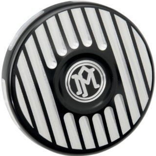 Performance Machine Grill Dummy Gas Cap   Contrast Cut 02102019GRLBM Automotive