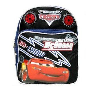 Disney Pixar Cars Lightning McQueen Small Backpack Toys & Games