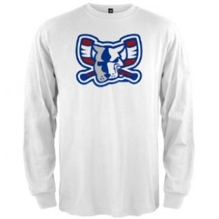 Richmond Riverdogs   Mad Dog Longsleeve White Clothing