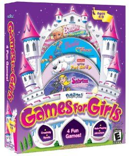 Knowledge Adventure Games for Girls   PC Video Games