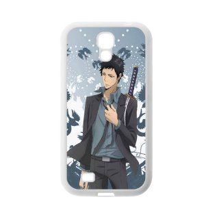 Samsung case   FindIt Japanese Anime Series Popular And Cool Katekyo Hitman Reborn Durable Case For Samsung Galaxy S4 I9500   Personalized Design And Best Seller Electronics