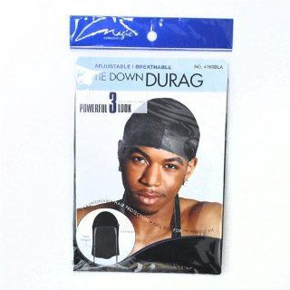 USA Wholesaler  25506513 Durag Cool Nylon Black Only Case Pack 12 Sports & Outdoors