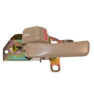 1992 1996 Toyota Camry Beige Tan Front or Rear Inside Inner Interior Door Handle Left Driver Side (1992 92 1993 93 1994 94 1995 95 1996 96) Automotive