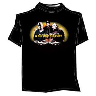 Death Row Records, Hip Hop History T Shirt Clothing