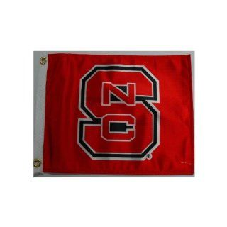 NCAA North Carolina State Wolfpack Boat/Golf Cart Flag Sports & Outdoors