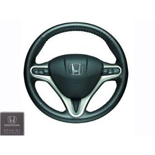 Genuine Honda Accessories 08U98 SVA 101 Leather Steering Wheel Cover Automotive
