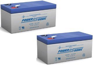 Replacement part For Toro Lawn mower # 106 8397 BATTERY 12 VOLT   2 Pack Automotive