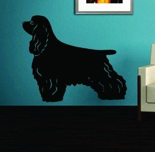 Dog Version 108 Decal Sticker Wall Animal Kid Child Room Boy Girl Teen Nursery