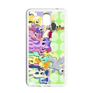 Personalized Case for Samsung Galaxy Note 3 N9000   Custom My Little Pony Picture Hard Case LLN3 119 Cell Phones & Accessories