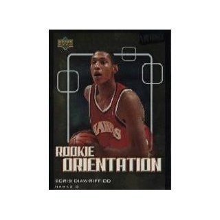 2003 04 Upper Deck Victory #121 Boris Diaw RC Sports Collectibles
