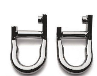 FACTORY GM CHROME CADILLAC CHEVY GMC TOW HOOKS Automotive