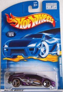 Mattel Hot Wheels #2001 124 Lamborghini Diablo Painted Base  164 Scale Collectible Die Cast Car Toys & Games