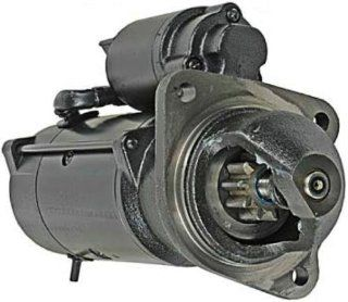 NEW 12V 10T 4.2KW CW STARTER MOTOR NEW HOLLAND TRACTOR T7030 T7040 TS125A Automotive