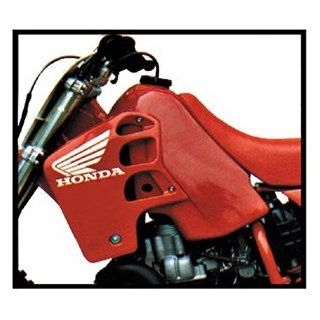 Clarke Gas Tanks Honda CR500R & CR125R (1989 2003) & (1989 1990) 3.5 Gal.   Orange/Red #11305 Automotive