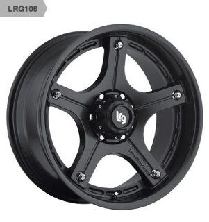 "LRG 106 Wheel with Matte Black Finish (18x9""/5x127mm) Automotive"