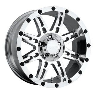 Pro Comp Alloy 1031 6883 Xtreme Alloys Series 1031 Polished Finish; Size 16x8; Bolt Pattern 6x5.5 in.; Back Space 4.5 in.; Automotive