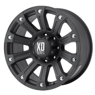 "KMC Wheels XD Series Ambush XD441 Matte Black Wheel (18x9""/6x139.7mm) Automotive"