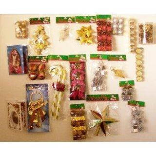 Christmas Assorted Tree Ornaments Case Pack 144   Christmas Ball Ornaments