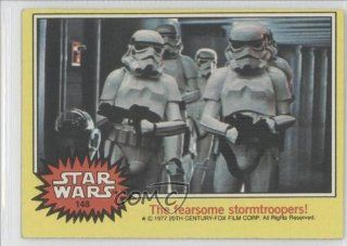 The fearsome stormtroopers (Trading Card) 1977 Star Wars #148