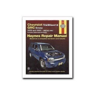 Haynes Manuals 24072 Trailblazer Envoy 02 03 Automotive