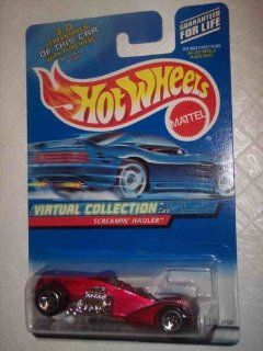 #2000 156 Screamin Hauler Collectible Collector Car Mattel Hot Wheels 164 Scale Toys & Games