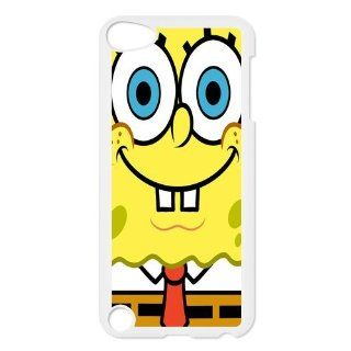 Personalized Music Case SpongeBob SquarePants iPod Touch 5th Case Durable Plastic Hard Case for Ipod Touch 5th Generation IT5SS167  Players & Accessories