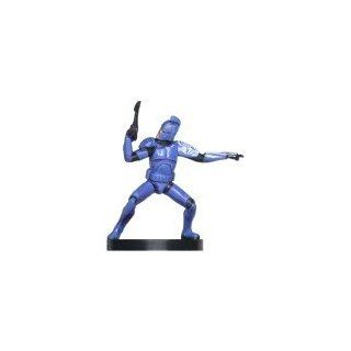 Star Wars Miniatures Captain Argyus # 19   Galaxy at War Toys & Games