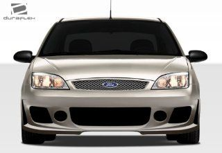2005 2007 Ford Focus Duraflex B 2 Front Bumper Cover   1 Piece Automotive
