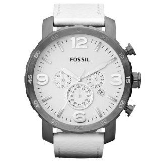 Fossil JR1423 Mens NATE Chronograph Watch Watches