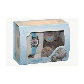 Me To You Tatty Teddy Blue Strap Watch & Teddy Gift Set MTY173A Me To You Watches