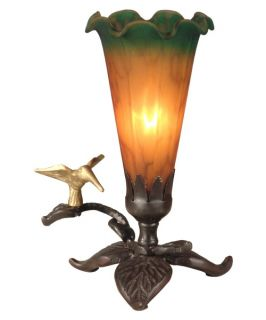 Dale Tiffany Lily Accent Lamp   Tiffany Table Lamps