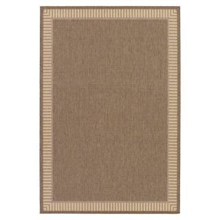 Couristan Recife Wicker Stitch Rug   Area Rugs